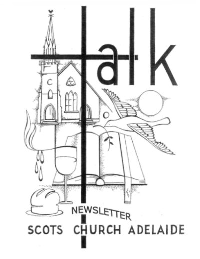 Logo of Scots Church Newsletter